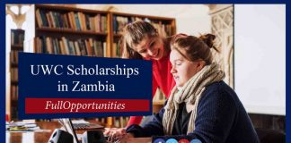 UWC Scholarships