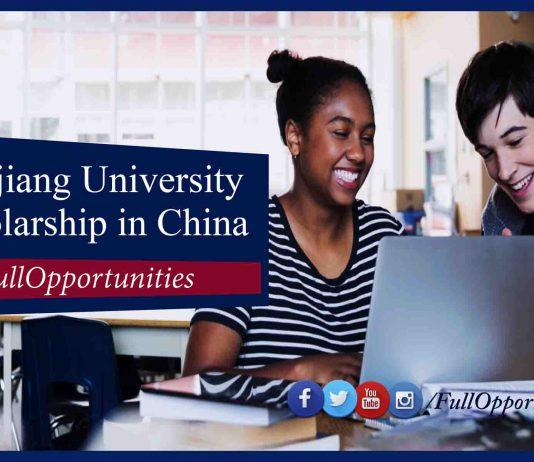 Zhejiang University Scholarship