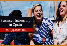 CRG Summer Internship in Spain