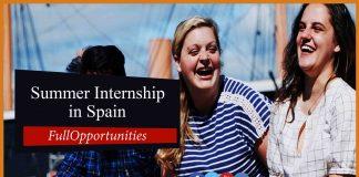 CRG Summer Internship in Spain
