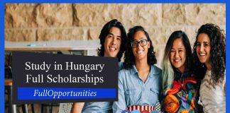 FAO Scholarships in Hungary