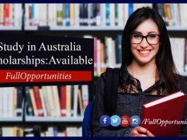 Full Scholarships in Australia