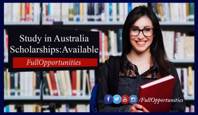 Full Scholarships in Australia