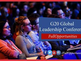G20 Global Leadership Conference
