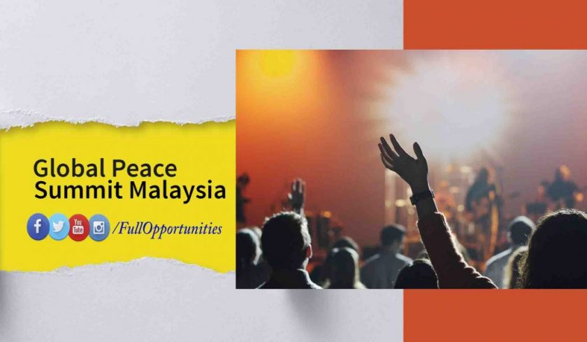 Global Peace Summit Malaysia
