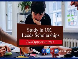 Leeds Scholarships in uk