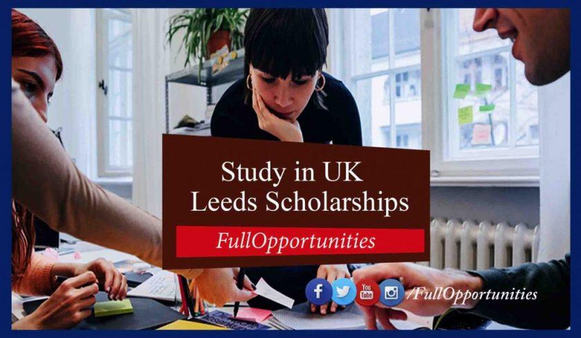Leeds Scholarships in uk