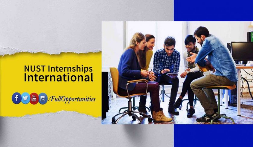 NUST Internships Program 2020 - International Internship