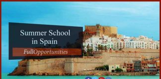 Summer School in Spain 2020