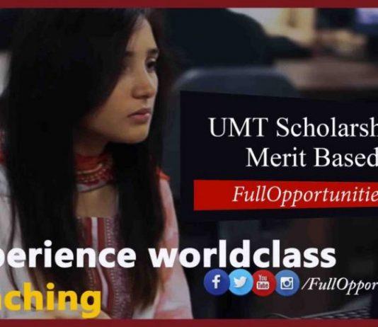 UMT Scholarships
