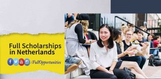 University of Amsterdam Scholarship