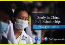 CSC Scholarships in China