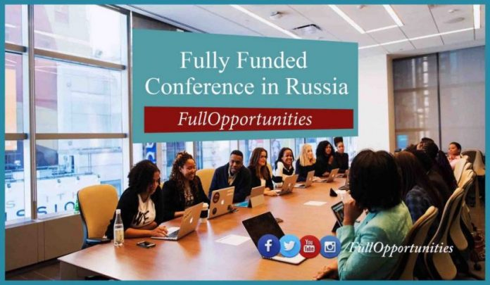 Conference in Russia Co-Sponsored Fellowships