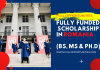 Full Scholarships in Romania
