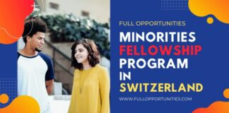 Minorities Fellowship Program in Switzerland