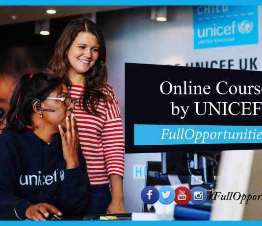 Online Course by UNICEF
