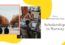 Scholarships in Norway