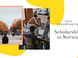 Scholarships in Norway