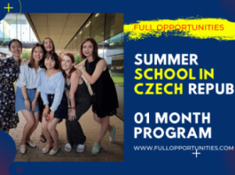 Summer School in Czech Republic