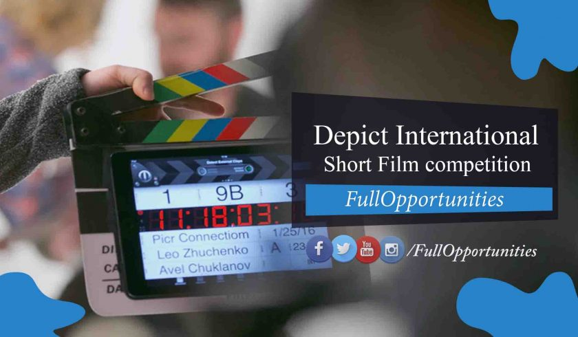 Depict International short film competition 2020