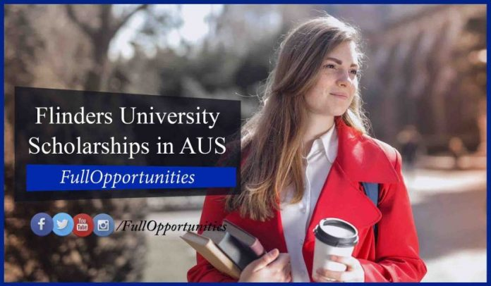 Flinders University Scholarships in Australia 2020