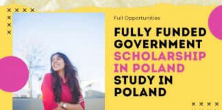 Fully Funded Government Scholarships in Poland