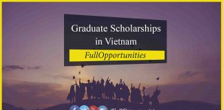 Graduate Scholarships in Vietnam
