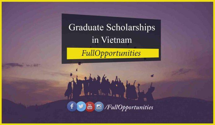 Graduate scholarship Vietnam