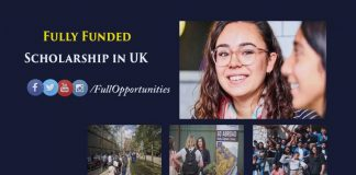 Hatfield lioness Scholarship in UK
