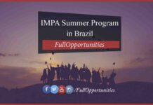 IMPA Summer Program in Brazil