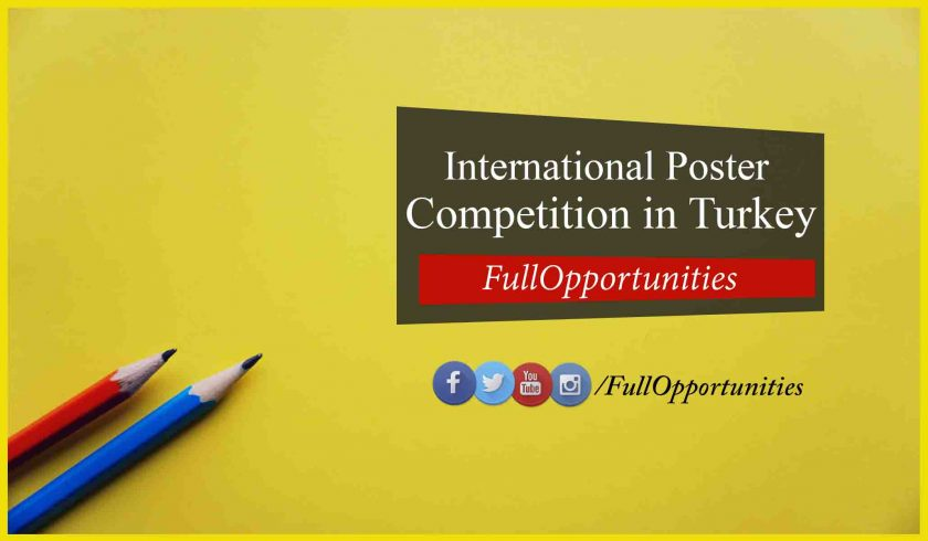 International poster competition in Turkey 2020