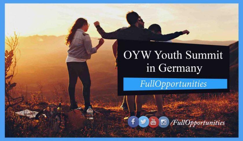OYW Youth Summit in Germany