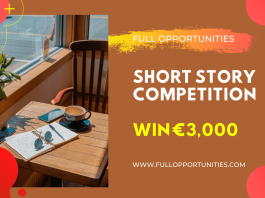 Moth Short Story Competition