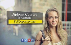 Diploma Courses in Australia for International Students