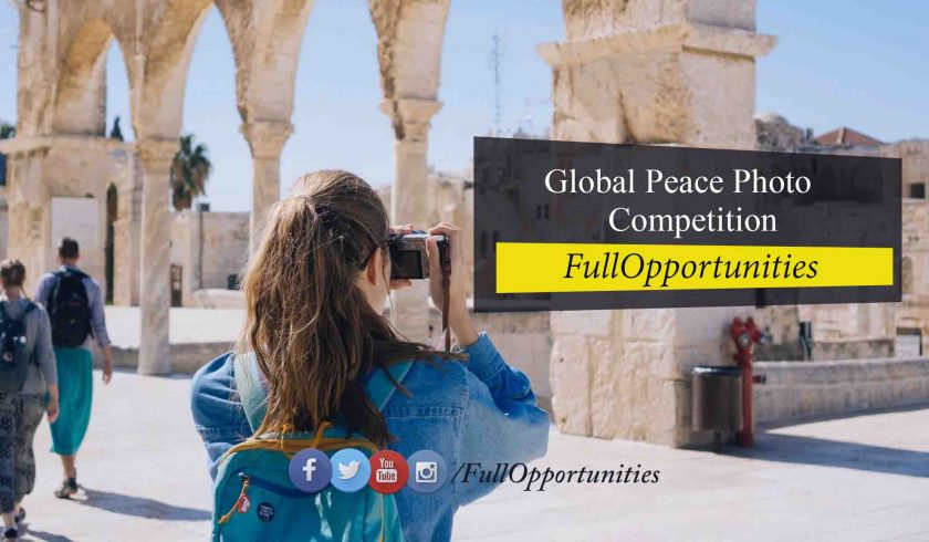 Global Peace Photo Competition