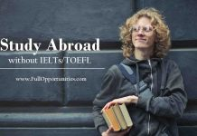 How to Study Abroad Without IELTS or TOEFL 2020