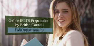 Online IELTS Preparation by British Council