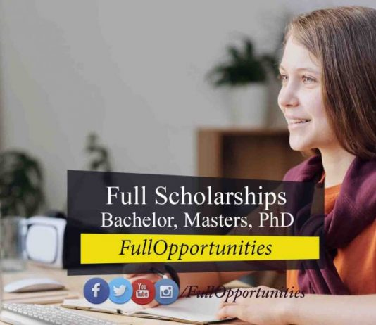 President Full Scholarships