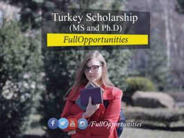 Turkey Scholarship Program
