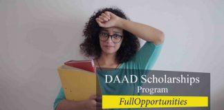 DAAD Scholarships Program