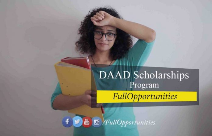 DAAD Scholarships Program