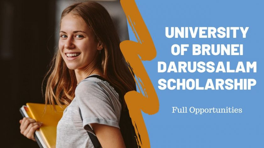University of Brunei Darussalam Scholarship