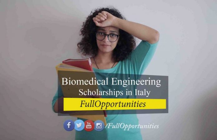 Biomedical Engineering Scholarships in Italy