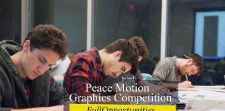 Peace Motion Graphics Competition