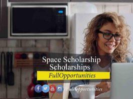 Space Scholarship Opportunity in Australia