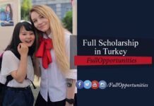 Fully Funded Scholarship in Turkey - Sabanci University