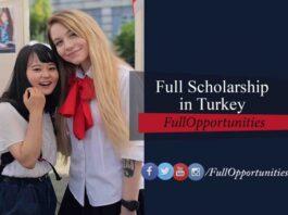 Fully Funded Scholarship in Turkey - Sabanci University