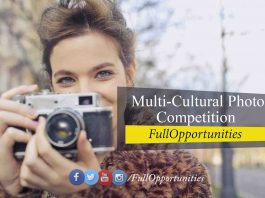 Multi-Cultural Photo Competition