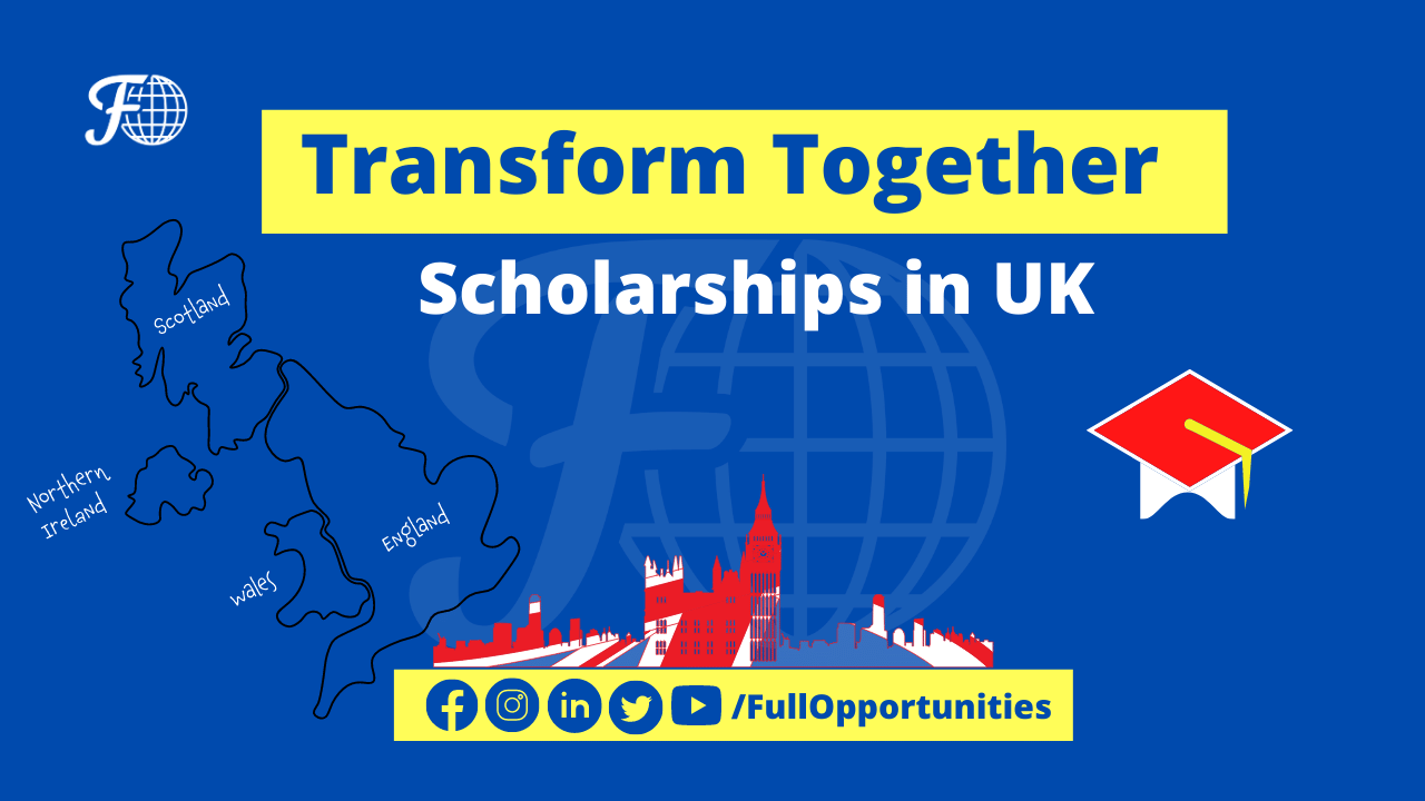 Transform Together Scholarships