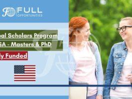 Global Scholars Program in USA